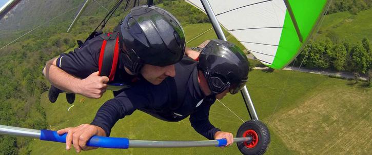Icaro Helme direkt von Drachenfliegenlernen.de