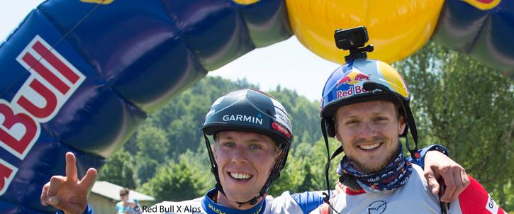 Icaro Red Bull X-Alps Helm direkt von Drachenfliegenlernen.de