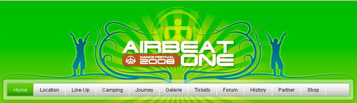 Airbeat One - das größte Dancefestival in Norddeutschland.