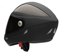 Gleitschirm Helm 4fight GRID black