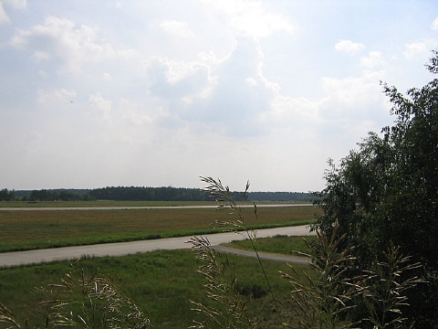 Taxiway Nord