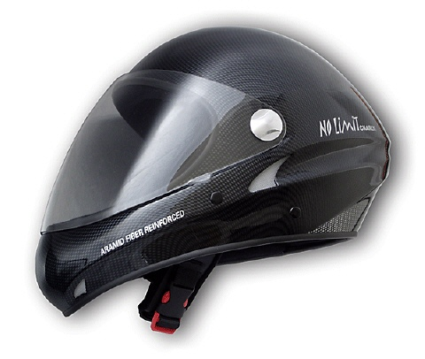 Charly No Limit Integral Flugsport-Helm