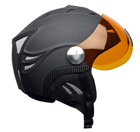 4-fight FLY Helm in black