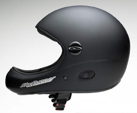 Icaro Helm SkyRunner PLUS Integral black velvet